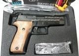 Sig Sauer P226 9mm ENGRAVED 226 E26-9-BSS-ESM - 1 of 6