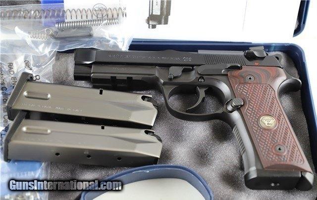 Beretta 92G Brigadier Wilson Combat SPEC0593A