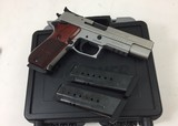 Sig 220 P220-10 10mm 220R5-10-SSE-SAO USED - 1 of 10