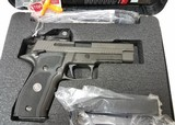 Sig P226 9mm E26R-9-LEGION-SAO-RX