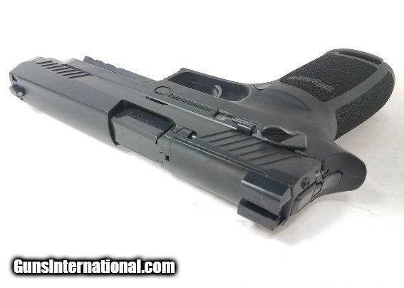 Sig P320 9mm 320 320F-9-M17-MS-BRAVO USED
