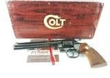 Colt Python Target .38 SPL 1980 8