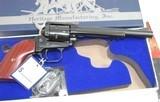 HERITAGE ROUGH RIDER SMALL BORE 22 LR RR22B6 - NIB - 2 of 4