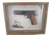 Colt .45 1911 Battle of Belleau Wood 1967 5