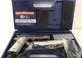 COLT MODEL 80 1911 .38SUPER PEARL GRIPS USED - 1 of 16