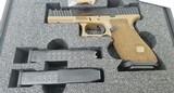 ZEV Glock G17 Spartan FDE 9MM Gen4 NEW - 2 of 7