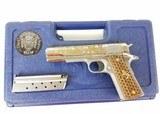 Colt .38 super Mexican Heritage O2091-MEX Rare