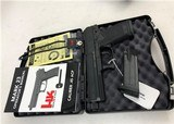 Heckler & Koch mark 23 45 acp HK H&K