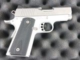 Kimber Stainless Ultra Carry II .45ACP Used