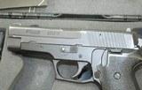 Sig Sauer P220 .45 2 Magazines DAO 45 - 3 of 8