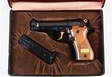 Beretta 84 Deluxe 380 Cased 3.75