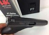 Heckler & Koch GMBH HK P7 9mm W Germany p7 P7 P7 - 6 of 9