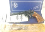 Smith Wesson 17-4 K-22 Masterpiece Full Target Box