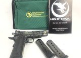 NIGHTHAWK CUSTOM AGENT2 1911 .45 MATCH COMPETITION - 1 of 13