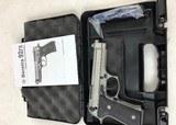 Beretta 92FS Inox 9mm USED JS92F510CA - 1 of 3