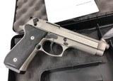 Beretta 92FS Inox 9mm USED JS92F510CA - 2 of 3