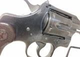 Colt Officers Model .22lr Pre War 1936 Great Cond. - 5 of 16