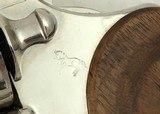 "Colt Python 357 6"" Nickel 1977 - 3 of 10"