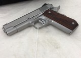 Ed Brown Kobra Carry 45 acp trijicon Excellent - 3 of 6