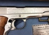 Colt 1911 World War II Commemorative WWII - 4 of 10