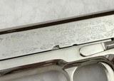 Colt 1911 World War II Commemorative WWII - 9 of 10