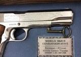 Colt 1911 World War II Commemorative WWII - 3 of 10