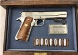 Colt 1911 World War II Commemorative WWII - 1 of 10