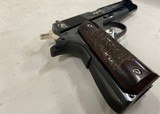 Gustave Young Colt .45 ACP Series 70 Gov't Engraved 1911 BEAUTIFUL - 9 of 25