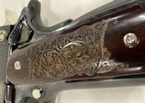 Gustave Young Colt .45 ACP Series 70 Gov't Engraved 1911 BEAUTIFUL - 3 of 25