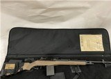 Springfield Armory M1A .308 Win FDE rifle RAIL - 2 of 12