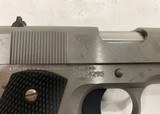 Colt 1911 .45 ACP Government Model brushed stainless - 7 of 8