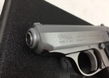 Walther PPK/S .380 acp Stainless Interarms - 7 of 7
