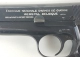 Browning FN Hi Power 9MM Nazi Occupation Rare - 3 of 10