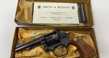 Smith & Wesson Model 48-4 K-22 Masterpiece .22 Mag 6 shot 4