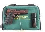 Nighthawk Custom Talon IV T4 .45 ACP Custom Red