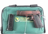 Nighthawk Custom Talon IV T4 .45 ACP Custom Red - 6 of 6