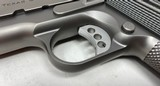 Ed Brown 1911 45 ACP Texas Edition Stainless - 8 of 16