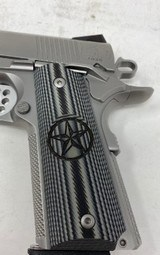 Ed Brown 1911 45 ACP Texas Edition Stainless - 6 of 16