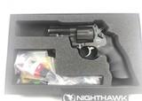 Korth Nighthawk Custom Mongoose .357 3
