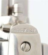 Nickel Colt Buntline SAA 1970 Rare 45 12