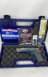 Colt Government Model .45 ACP with Rail Lew Horton Exclusive 1 of 40 Rare!