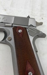 Colt 1911 Classic Goverment 38 Super NM O1911C-SS38 - 6 of 13