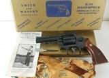 Smith Wesson K-22 Masterpiece 4 Srew 4