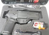 Sig P320 40 S&W 320F-40-BSS USED 320 FULL SIZE