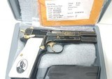 Browning Hi-Power 9mm 150th Anniversary 2005 - 1 of 14