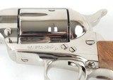 Colt SAA 44 SPL Nickel Walnut Box 7.5