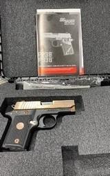 Sig P238 380 ACP New 238-380-ERG - 1 of 3