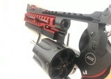 KORTH NIGHTHAWK CUST. SUPERSPORT RED 9mm/357 RARE - 5 of 9