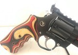KORTH NIGHTHAWK CUST. SUPERSPORT RED 9mm/357 RARE - 8 of 9