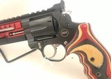 KORTH NIGHTHAWK CUST. SUPERSPORT RED 9mm/357 RARE - 3 of 9